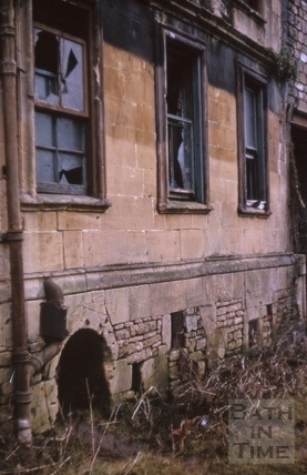 Cold Bath House, 26a, Claverton Street, Widcombe, Bath 1964