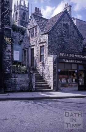 Claverton Street, Widcombe, Bath 1963