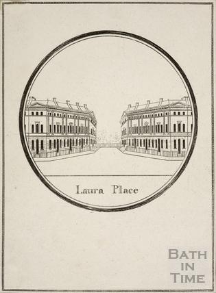 Laura Place, Bath 1793