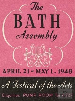The Bath Assembly sticker 1948