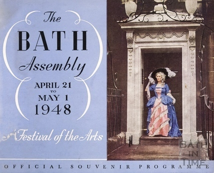 The Bath Assembly Official Souvenir Programme 1948