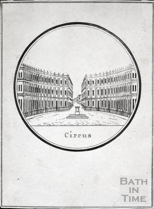 The Circus, Bath 1794