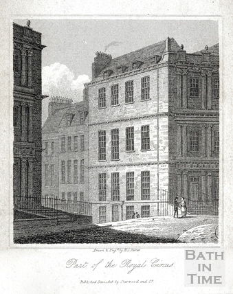 Part of the Circus, Bath 1818