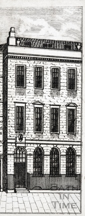 Drew & Co., Stay Manufacturers, 11, Old Bond Street, Bath c.1840