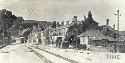 Stambridge Place, Batheaston c.1905