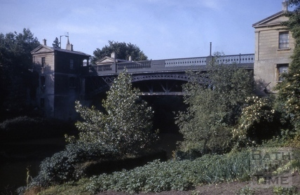 Cleveland Bridge, Bath 1965