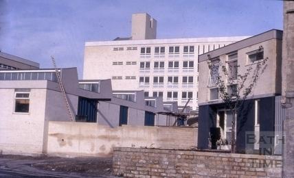 Corn Street, Bath 1962