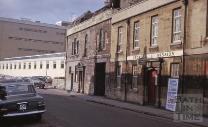 Corn Street, Bath 1964