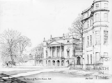 The Holburne Museum, Bath c.1977