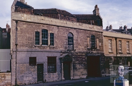 31, Corn Street, Bath 1963
