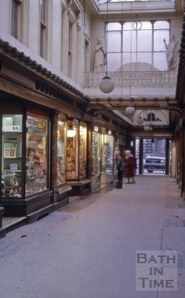 The Corridor, Bath 1962
