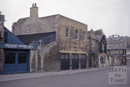 18 to 21, Crescent Lane, Bath 1972