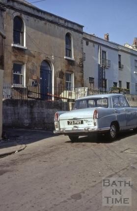 Wesleyan Chapel, Dafford Street, Larkhall, Bath 1973