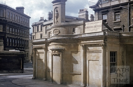The Cross Bath, Bath 1953