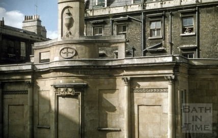 The Cross Bath, Bath 1955