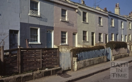 14 to 19, Dafford Street, Larkhall, Bath 1973