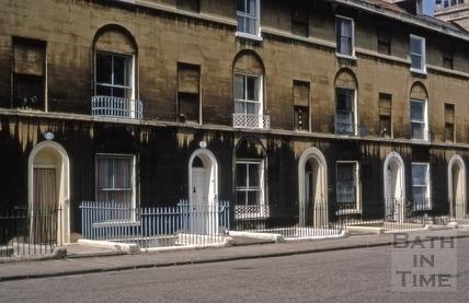6 to 9, Daniel Street, Bath 1969