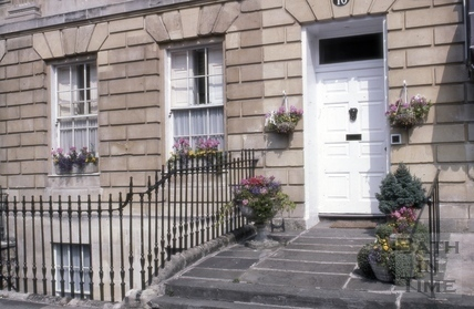 16, Great Pulteney Street, Bath 1982