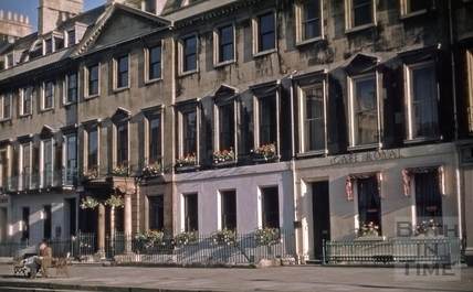 4 to 7, Edgar Buildings, Bath 1955