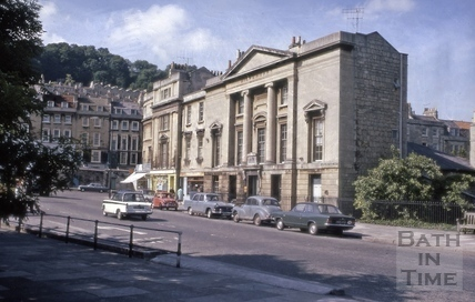 5 to 8, Cleveland Place East, Bath 1971