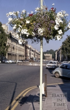 Great Pulteney Street, Bath 1979