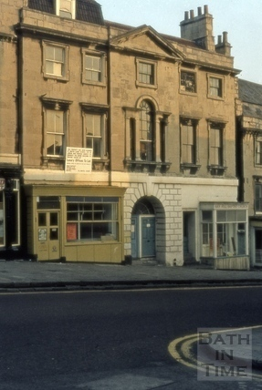 9 & 10, Fountain Buildings, Lansdown Road, Bath 1973
