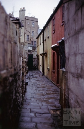 1 to 4, Davis's Place, Morford Street, Bath c.1970
