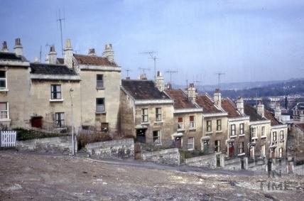 14 to 23, Paradise Street, Bath, 1967