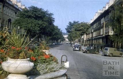 Great Pulteney Street, Bath c.1955