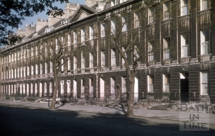 Great Pulteney Street, Bath 1955