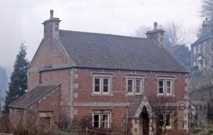 1 & 2, Lynbrook Cottages, Entry Hill, Bath 1966