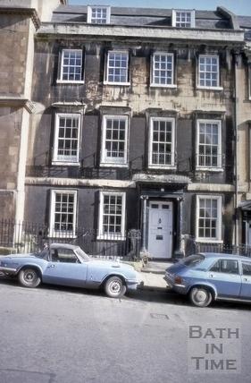 18, Gay Street, Bath 1979