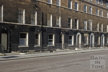 4 to 8, Darlington Street, Bath 1963