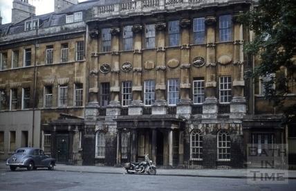 22 to 25, Grosvenor Place, Bath 1965
