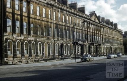 Great Pulteney Street, Bath 1957?