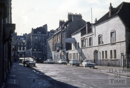 20 to 27, Grove Street, Bath 1974