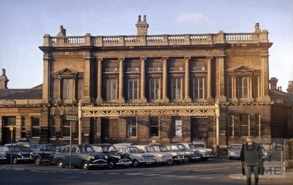 Green Park Station, Bath 1968