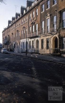 Green Park, Bath 1969