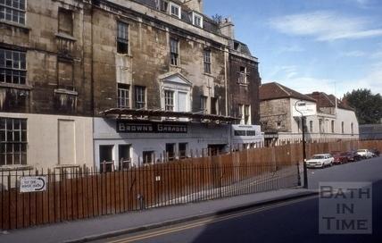 Grove Street, Bath 1977