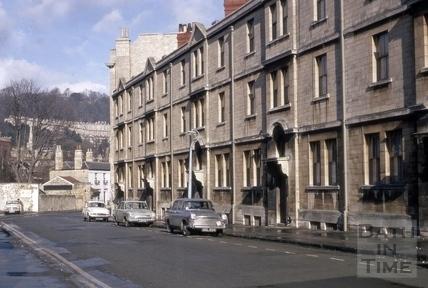 Grove Street, Bath 1971