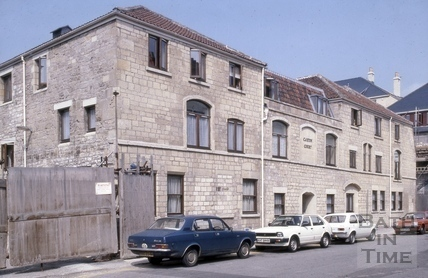 Caxton Court, 19 to 21, Grove Street, Bath 1982