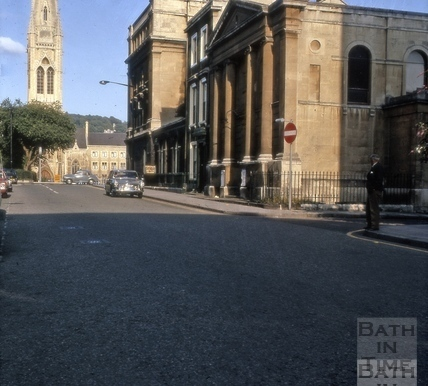 Henry Street, Bath 1970
