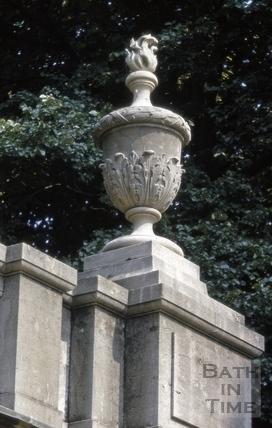 Urn, Holburne Museum, Bath 1970