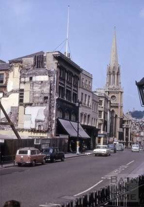 23 to 27, High Street, Bath c.1965