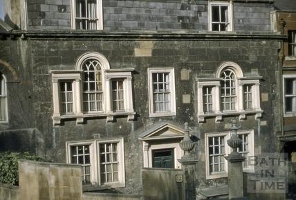 Paradise House, 88, Holloway, Bath 1955