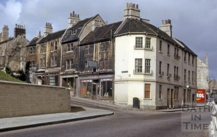 Holloway and Royal Sailor, Wells Road, Bath 1964