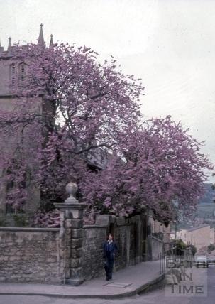 St. Mary Magdalen's Chapel, Holloway, Bath 1976