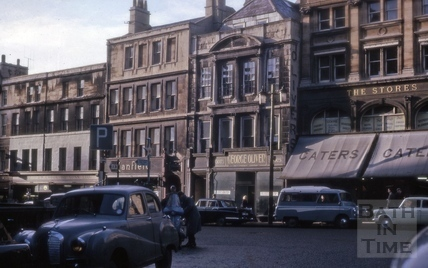 21 to 25, High Street, Bath 1964