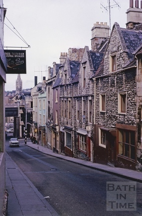 Holloway, Bath 1963