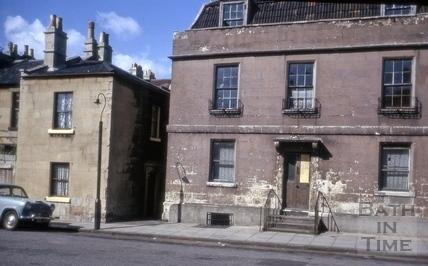 33a & 34, James Street West, Bath 1965